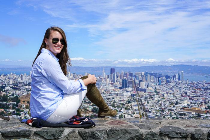 Krista Robertson, Covering the Bases, Travel Blog, NYC Blog, Preppy Blog, Style, Fashion Blog, Travel Post, Travel, San Francisco Trip, California, Twin Peaks SF, SF Tourist Spots