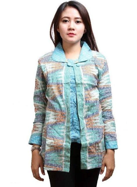 85+ Model Baju Batik Wanita Terbaru 2018, Eksklusif & Keren 100%