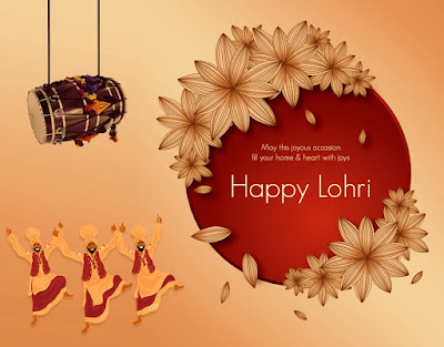 Happy Lohri Images Free