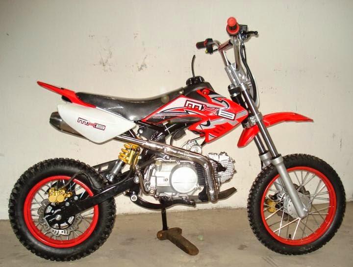 mini moto motor trail monstrac 100cc. Black Bedroom Furniture Sets. Home Design Ideas