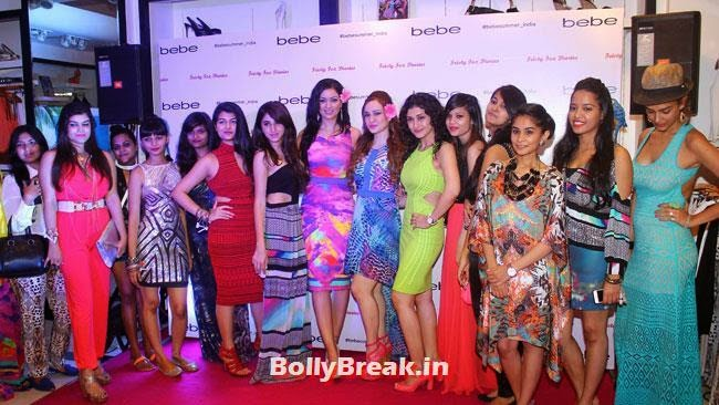 Bebe Summer Collection Launch, Maryam Zakaria, ashmi Desai  at Bebe Summer Collection Launch Fashion
