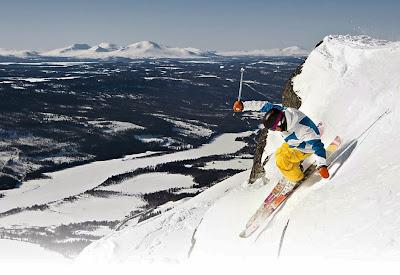 Estação de esqui de Are - Suécia