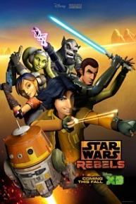 Star Wars Rebels Temporada 1 Online