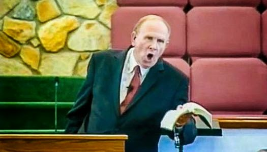 Pastor Ron Baity