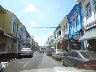 Ciudad vieja de Phuket, Old Phuket Town,Phuket, Tailandia, La vuelta al mundo de Asun y Ricardo, vuelta al mundo, round the world, mundoporlibre.com