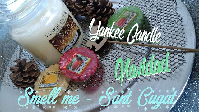 EVENTO | Smell me + Yankee Candle edición Navidad