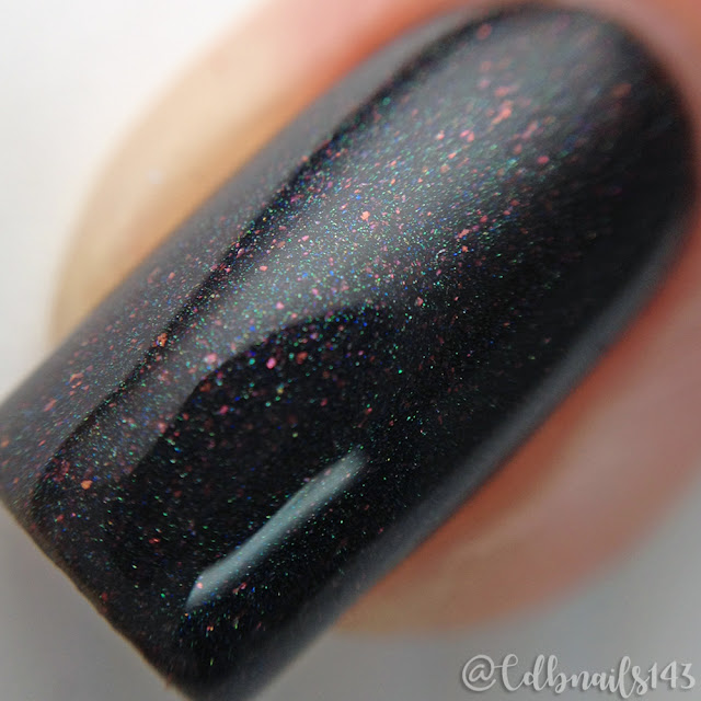 Poetry Cowgirl Nail Polish-Lights on The Horizon