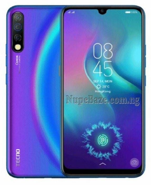 Tecno Camon 12 Pro Full Features, Specs & Price In Nigeria