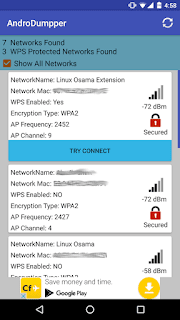 b-1 AndroDumpper ( WPS Connect ) v2.29 APK Apps