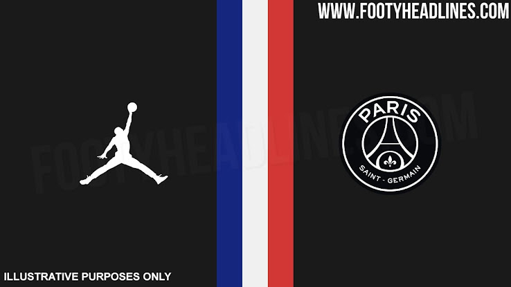 Jordan PSG 19-20 Fourth Kit Design + Training Items Leaked