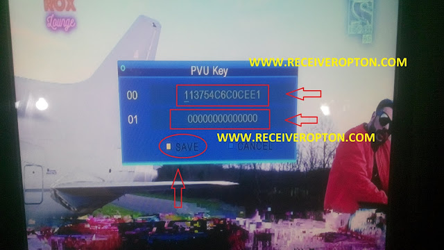 NEOSAT I-5000 HD RECEIVER POWERVU KEY OPTION