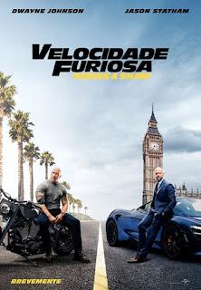 Fast & Furious Presents: Hobbs & Shaw - Segundo Poster & Segundo Trailer