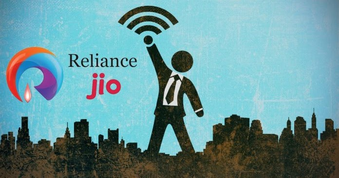 Reliance Jio 4G in a Wifi Router
