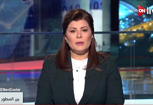 برنامج بين السطور 4-2-2018 أمانى الخياط أسرار زيارة عمان