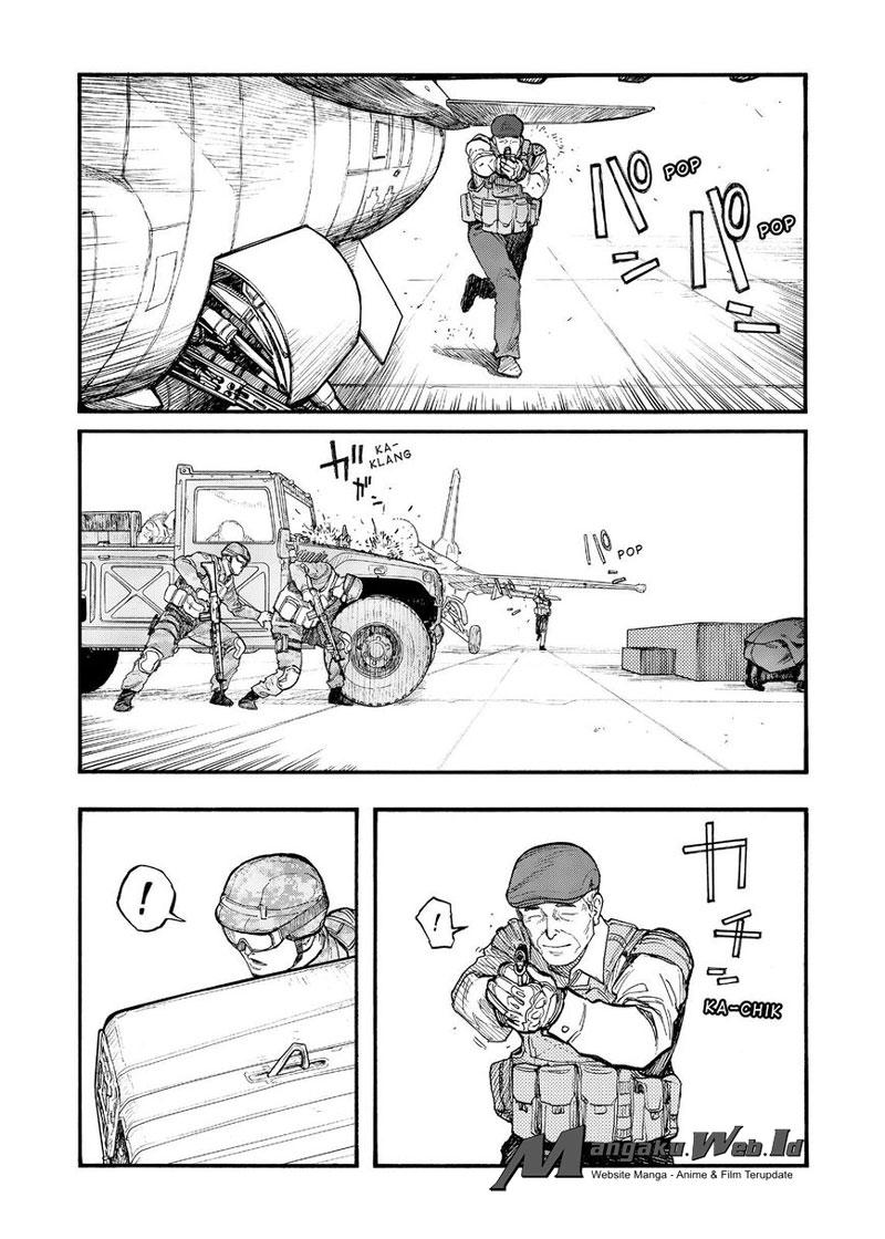 komik Ajin – Chapter 52 : Kapan, Dimana,Siapa
