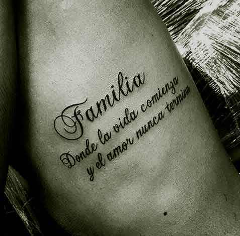 45 Heart Warming Family Tattoos Designs And Ideas