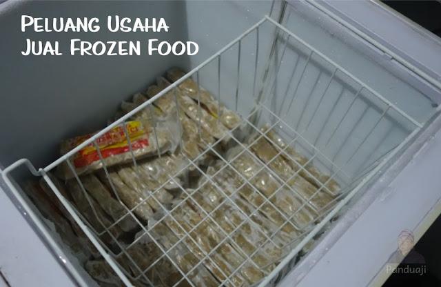 Peluang Usaha Frozen Food di Rumah