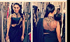pernia qureshi looked gorgeous in a black draped saree with mesh embroidered blouse by @gauravguptaofficial per nia qureshi , gaurav gupta , saree , black , embroidery , indian designer , fashion ista , stylist a , model , dancer , ootd , o ot n , lookbook , look of theda y , streets tyl e , fashion blogg ers , hair and makeup , indian fashion news ,