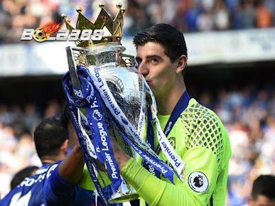 Courtois Optimis Raih Poin Penuh di Laga Derby London Menghadapi Arsenal