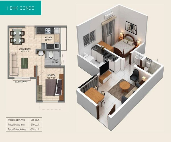 Provident Park Square Floor Plan