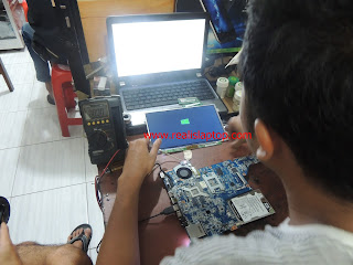 Service VGA Laptop HP G42