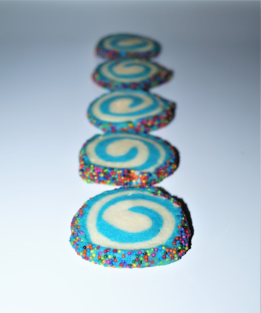 swirl butter cookies