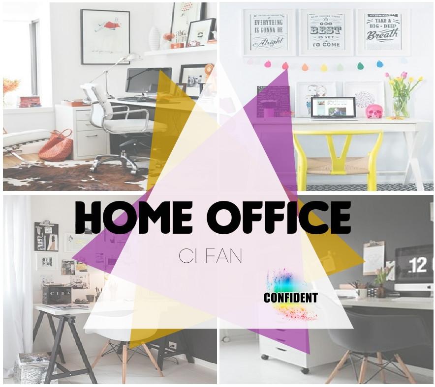 DICAS PARA UM HOME OFFICE CLEAN