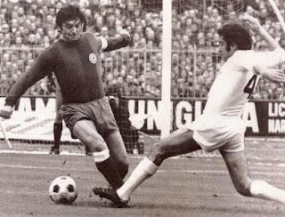 Bologna - Fiorentina 1-0, 9-2-1975.