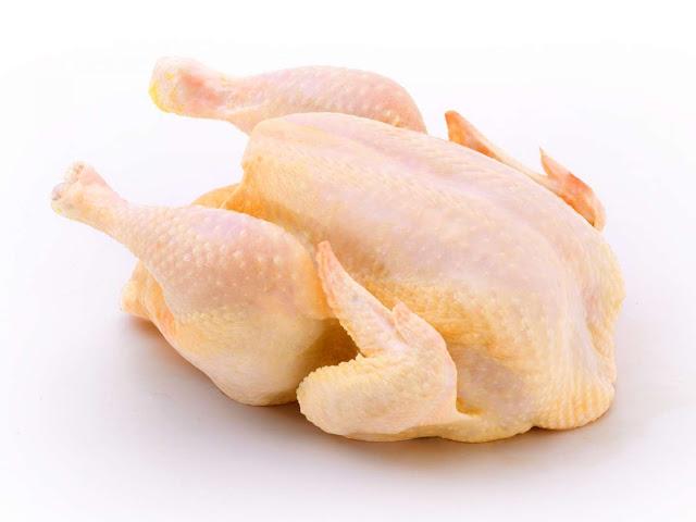 Así se reconoce un pollo en mal estado
