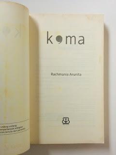 Koma - Rachmania Arunita