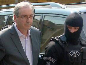 MPF pede condenação de Cunha por 3 crimes e penas máximas