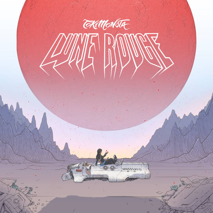 TOKiMONSTA - Lune Rouge | FULL ALBUM STREAM