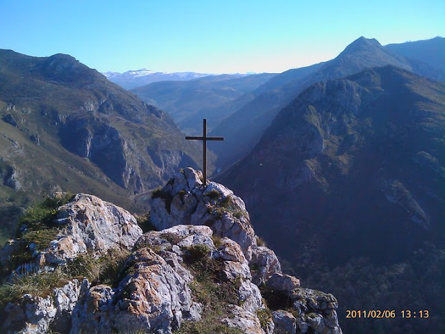 Rutas Montaña Asturias: Cima del Castiellu