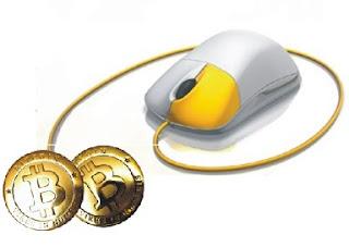 PTC Yang membayar dibayar memakai menggunakan bitcoin