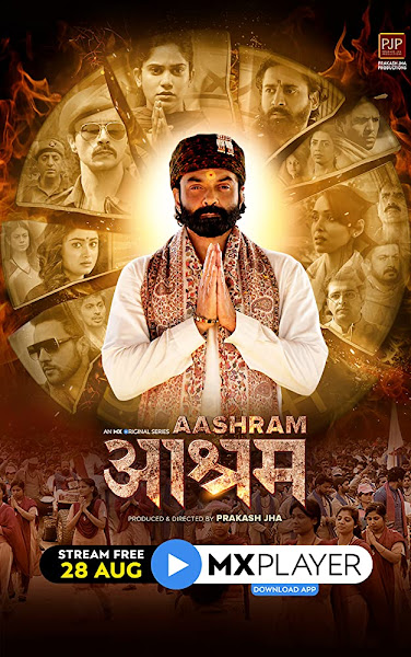 Aashram Season 1 Complete Hindi 720p HDRip ESubs Download