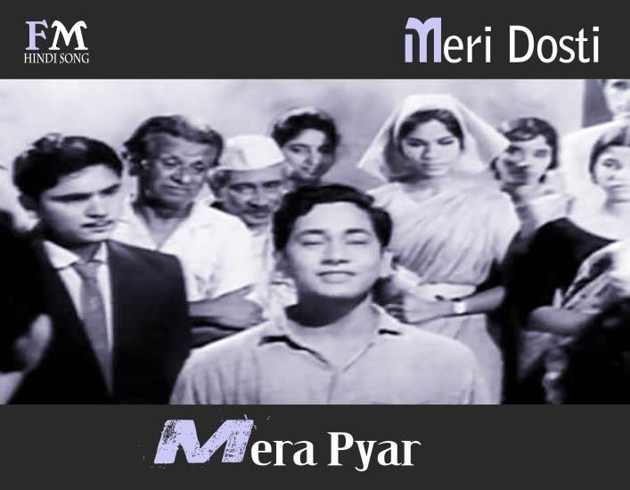Koi-Jab-Raah-Na-Paye-Mere-Sang-Aye-Dosti-(1964)