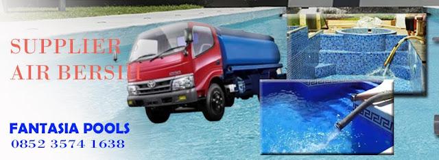 Jual Air Kolam Renang di Ciledug Tangerang