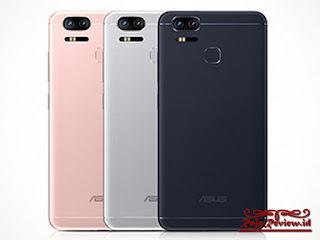Review tentang Asus zenfone AR