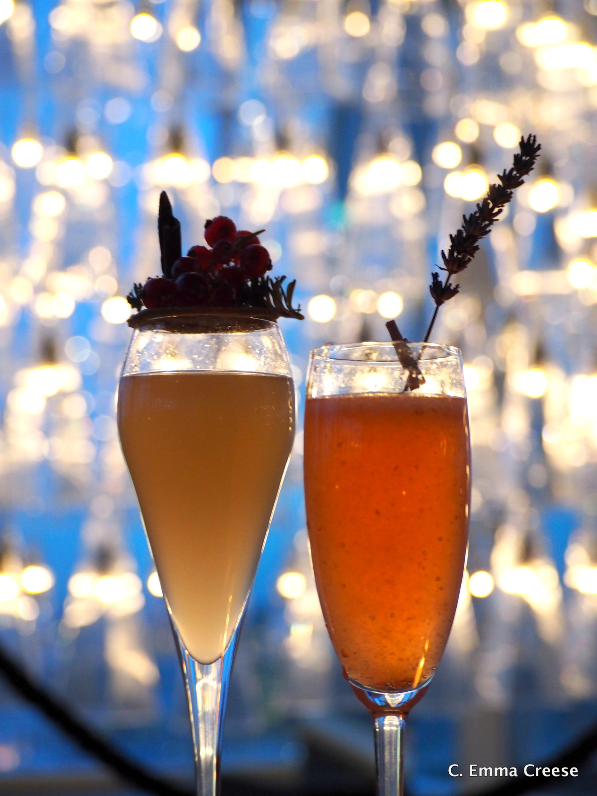 6 Luxurious Winter Cocktail Hotspots in London
