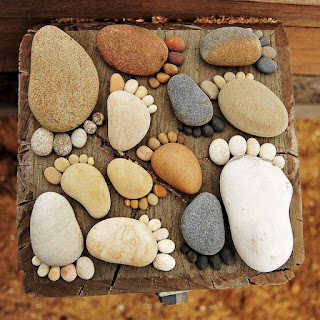 Kreasi Batu Unik Keren dan Tentunya Sangat Kreatif