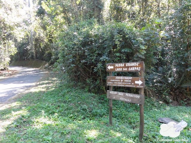 Trilha da Pedra Grande, Parque da Cantareira