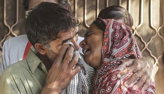 Cristianos perseguidos en Pakistán