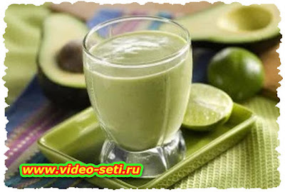 How To Make Avocado Vanilla Shake