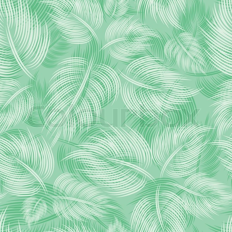 It's just a picture of Selective Light Green Pattern Background