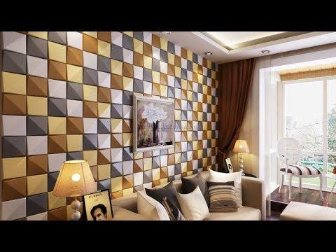 Contoh Motif Keramik Dinding Ruang Tamu Terbaru