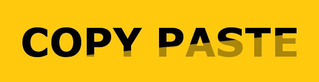 Copy paste hasil seleksi ke layer baru menggunakan GIMP