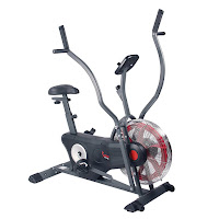 Sunny Health & Fitness SF-B2640 Air Bike Trainer, features reviewed on top best Sunny Health & Fitness Air Fan Exercise Bikes compared