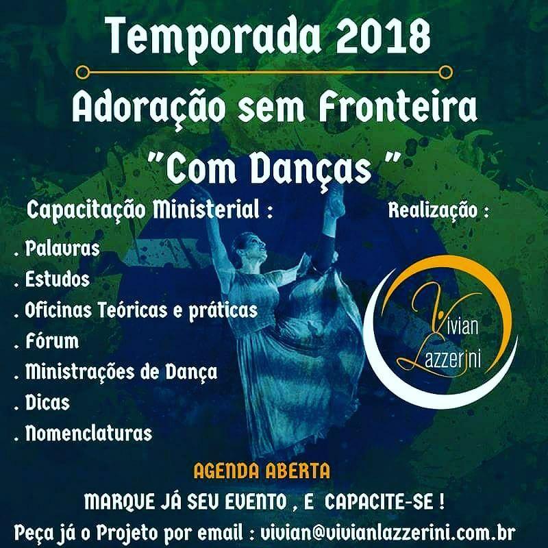 Temporada 2018 Adoração sem Fronteiras - Nordeste