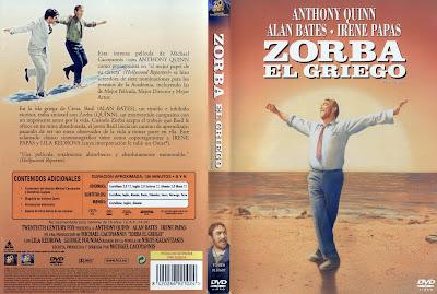 Zorba el griego | 1964 | Alexis Zorbas
