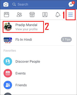 tab-to-facebook-profile